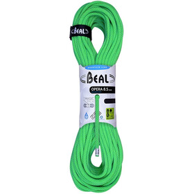 Beal Opera Corde d'escalade 8,5mm 60m, gd green